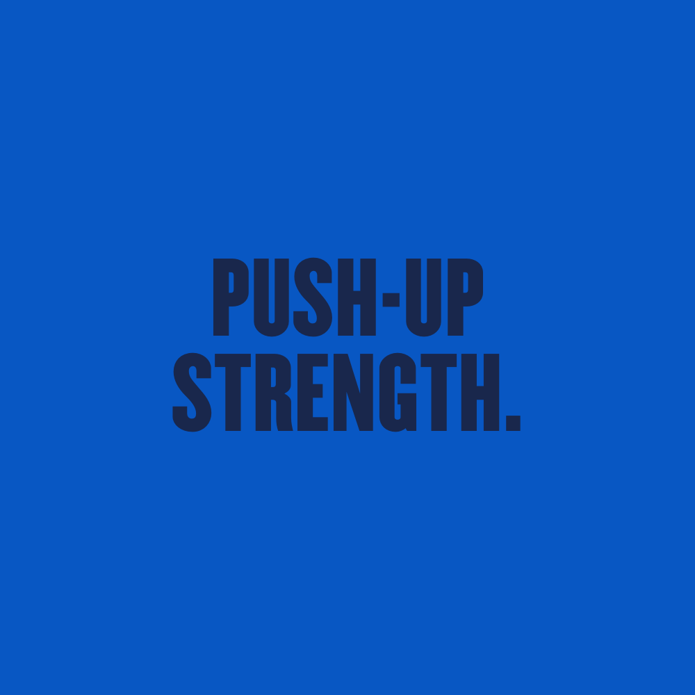 Push-Up Strength Calculations